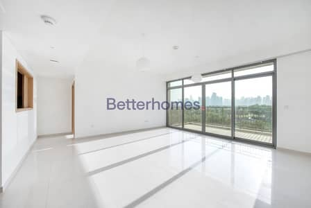 3 Bedroom Apartment for Rent in The Views, Dubai - Golf Course View | Unfurnished | Maids
