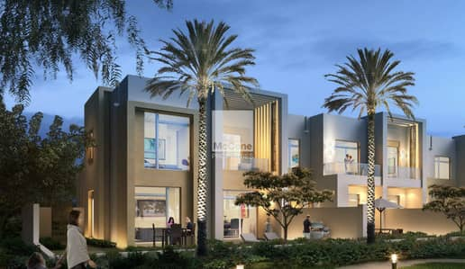 تاون هاوس 3 غرفة نوم للبيع في المرابع العربية 2، دبي - Re-Sale Single Row 3BR in Reem Community