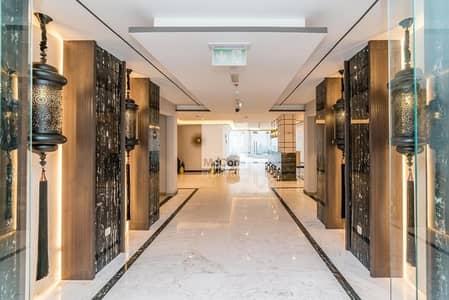 استوديو  للايجار في قرية جميرا الدائرية، دبي - Brand new Studio. Boulevard View. Flexible Cheques