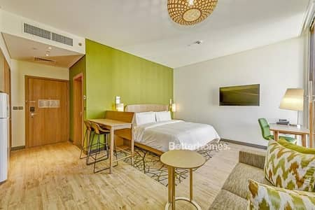 Hotel Apartment for Rent in Dubai Production City (IMPZ), Dubai - Fully Furnished Studio type Hotel Apartment in IMPZ