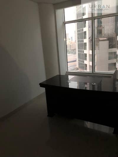 مکتب  للايجار في الخليج التجاري، دبي - OFFICE IN BUSINESS BAY - FURNISHED
