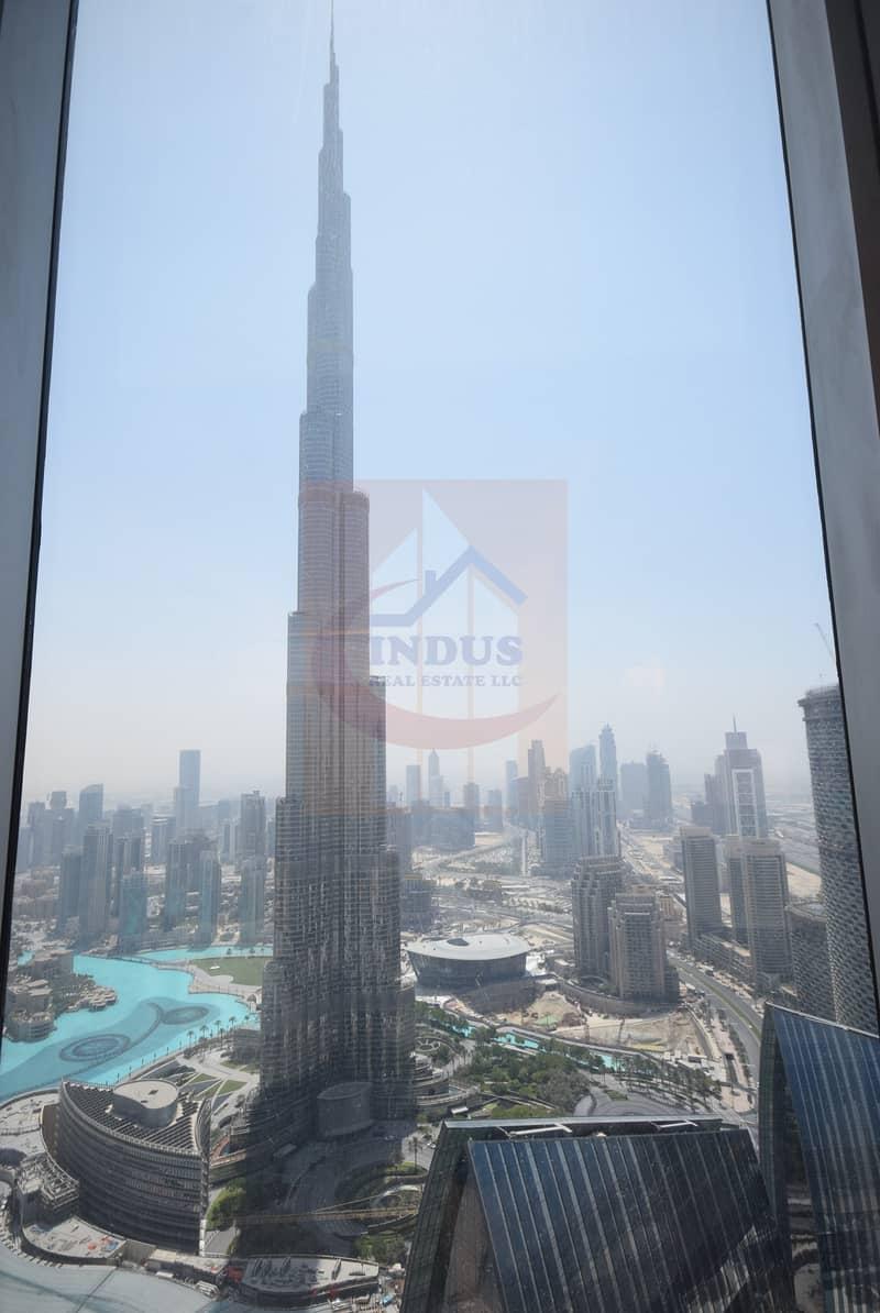 12 Fully Furnished | Burj Khalifa and Fountain Views