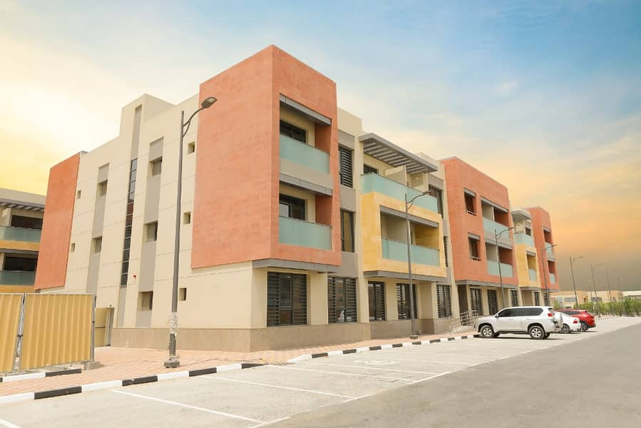 Brand New One Bedroom On Maliha Road Behind American Creative School