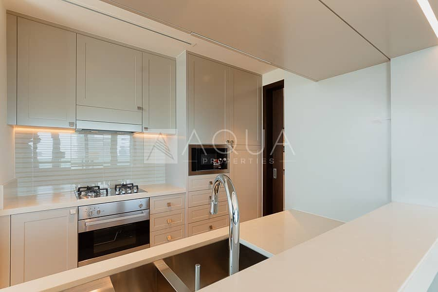 2 Furnished | Serviced 2 Beds | Low Floor