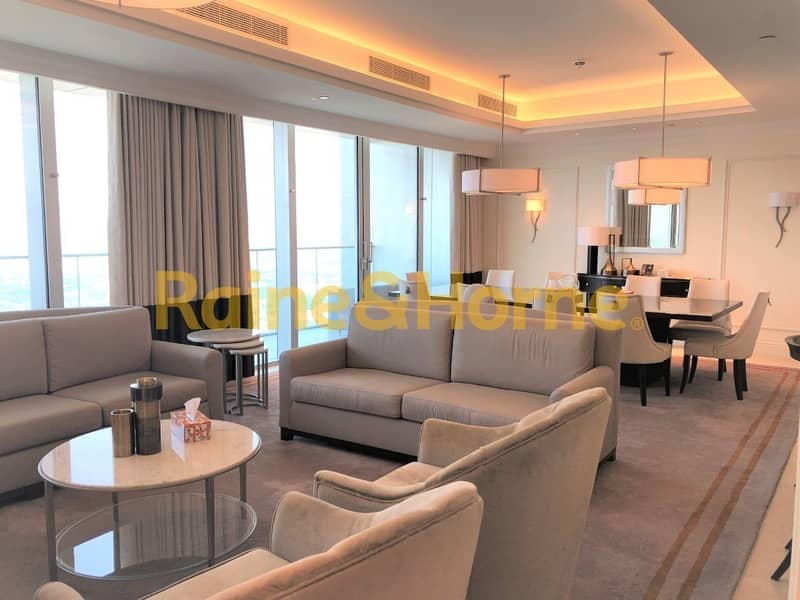1 LUXURY AT ITS BEST  World class | Fully furnished