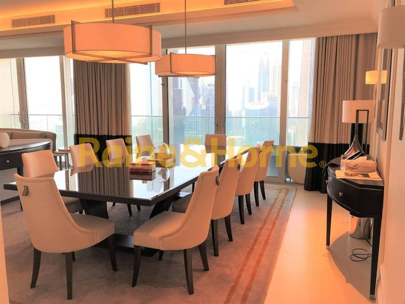 2 LUXURY AT ITS BEST  World class | Fully furnished