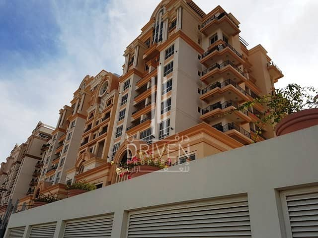 Spacious Unit for Rent in Canal Residence