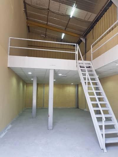 Warehouse for Rent in Al Rashidiya, Dubai - Commercial  warehouse for rent in Dubai Rashidiya