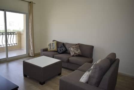 1 Bedroom Apartment for Rent in Jumeirah Village Circle (JVC), Dubai - Fully Furnished 1 Bedroom in Diamond Views 3