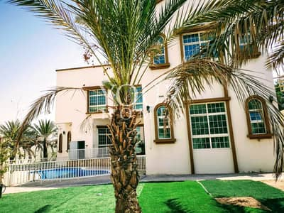 4 Bedroom Villa for Rent in Al Quoz, Dubai - Beautiful 4BR Villa with Pvt Pool in al Goze 1