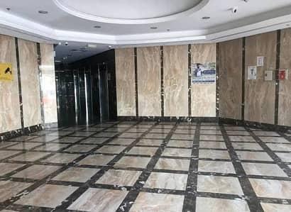 شقة 1 غرفة نوم للايجار في عجمان وسط المدينة، عجمان - للايجار حجم كبير غرفه وصاله مع موقف سياره داخلي في برج مميز 23. 000