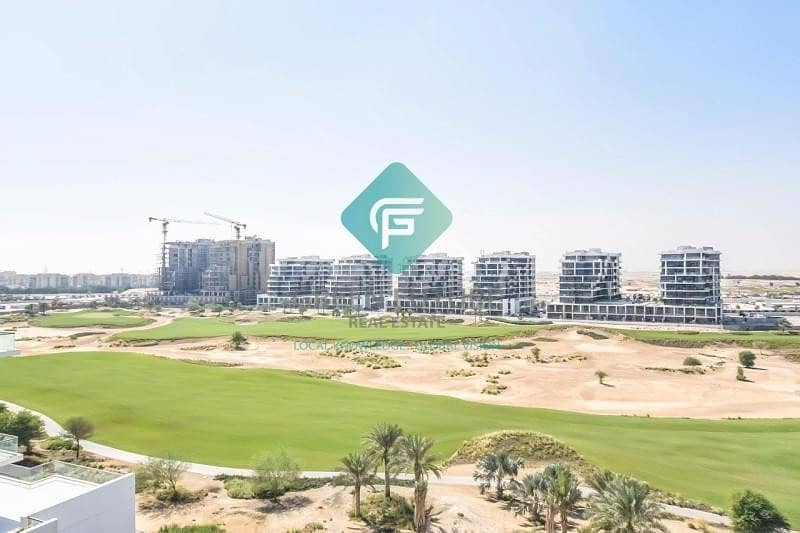 9 Brand New Apartment with Amazing Golf View
