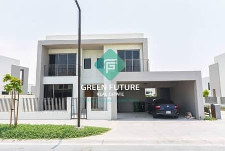 4 Bedroom Villa for Rent in Dubai Hills Estate, Dubai - Well Located Villa E2 Type Ready To Move In Now