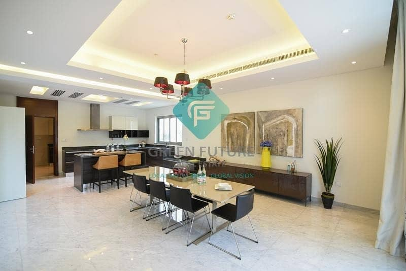 Luxurious Contemporary Villa | Elegantly Furnished