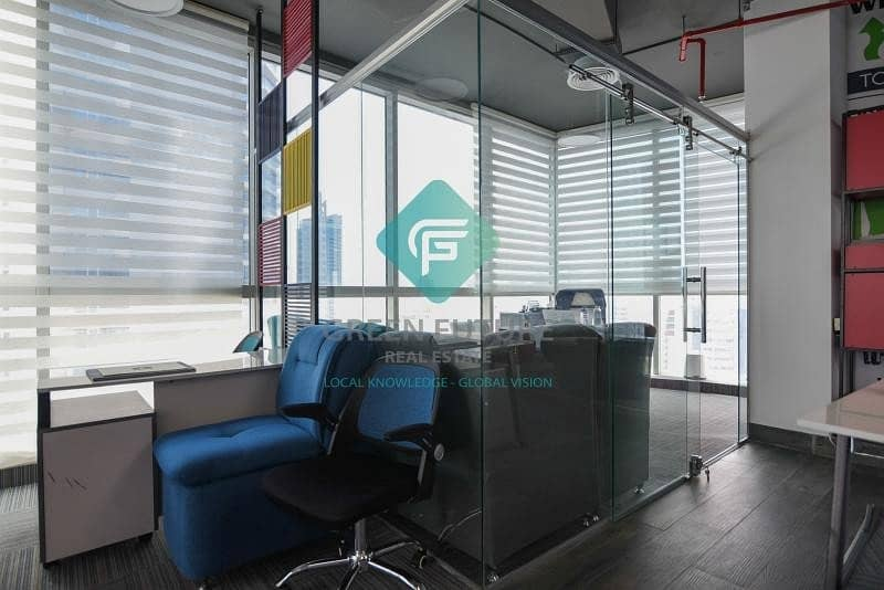 13 Fully Fitted Office Space | Al Barsha Heights