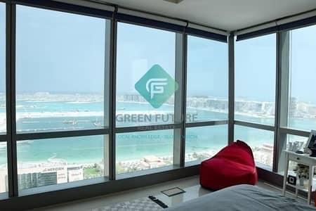 فلیٹ 3 غرفة نوم للبيع في دبي مارينا، دبي - PANORAMIC VIEW 3BR IN OCEAN HEIGHTS MARINA