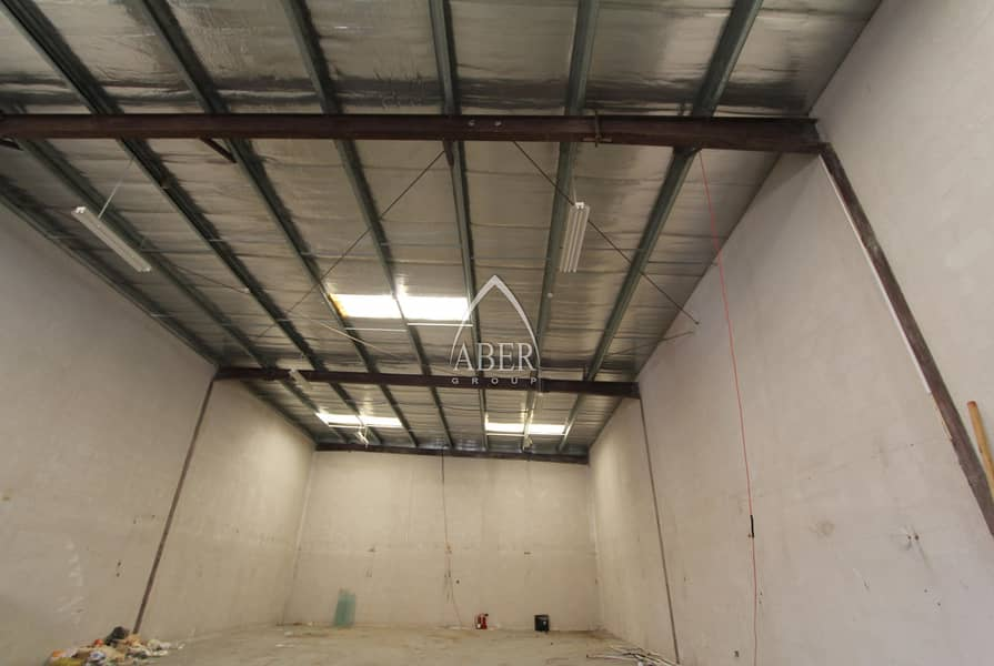 2 ONE MONTH FREE for warehouse in Industrial 18 Sharjah