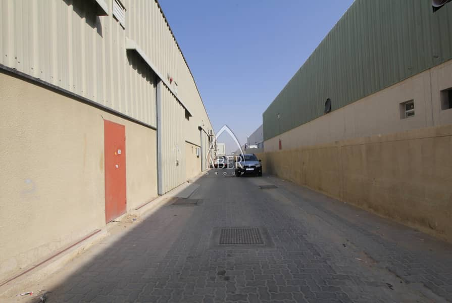 10 ONE MONTH FREE for warehouse in Industrial 18 Sharjah