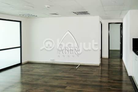 مکتب  للايجار في أبراج بحيرات جميرا، دبي - NO COMMISSION! Fitted Office in JLT Direct Landlord
