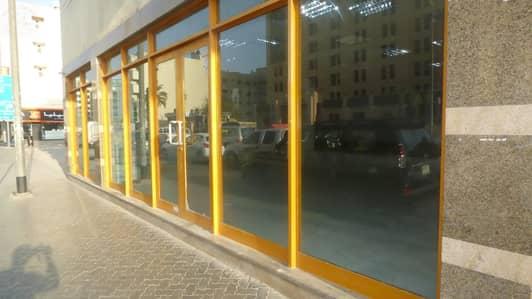 محل تجاري  للايجار في بني ياس، أبوظبي - THE HUGE SHOP FOR RENT IN AL RIGGA
