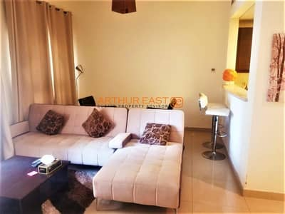 2 Bedroom Flat for Rent in Dubai Production City (IMPZ), Dubai - Furnished 2 bedroom Unit in Centrium Tower