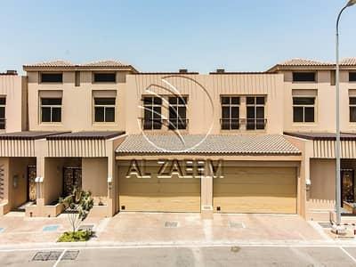 فیلا 5 غرفة نوم للايجار في حدائق الجولف في الراحة، أبوظبي - فیلا في ليلك حدائق الجولف في الراحة 5 غرف 240000 درهم - 4271899