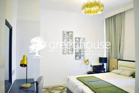 2 Bedroom Hotel Apartment for Sale in Jumeirah Village Circle (JVC), Dubai - Unique Layout