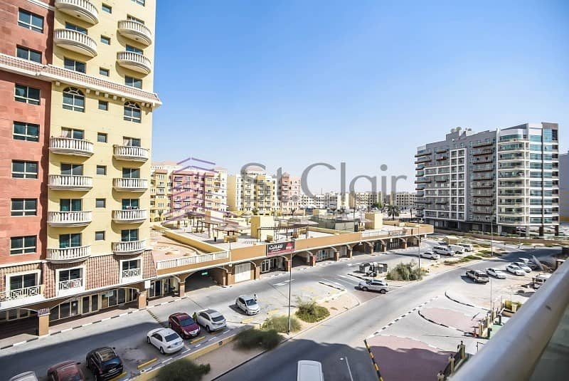 10 10% ROI! CBD21 1 Bed with Balcony | Rented