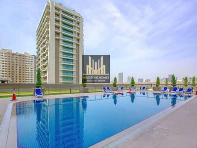 Studio for Rent in Dubai Sports City, Dubai - 1st Floor - Big Layout & Balcony - Fully Furnished