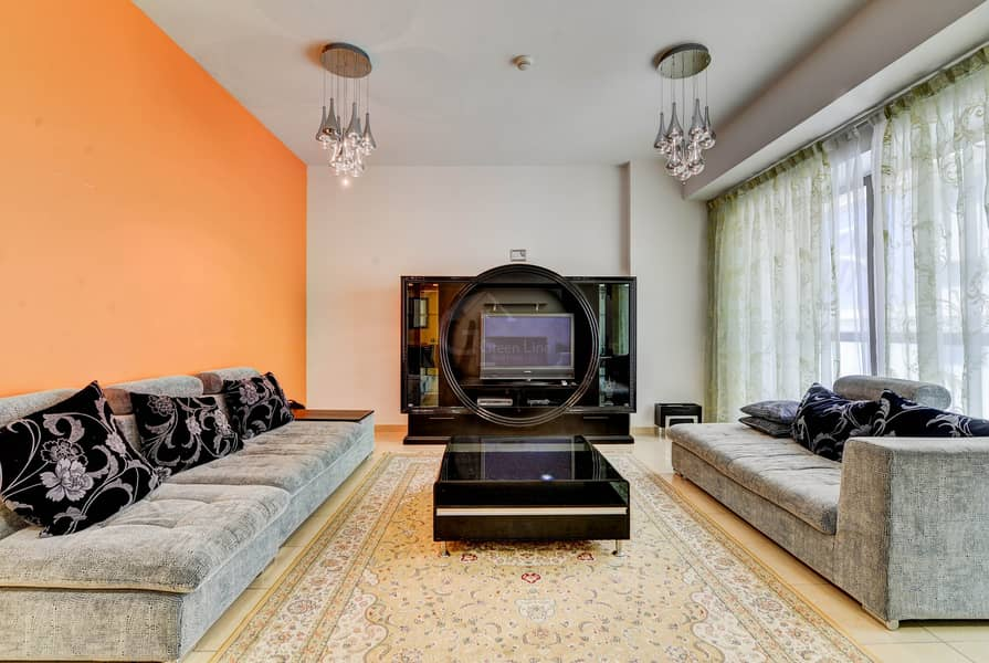 Specious Apartment | Furnished 2BHK | Amazing Deal