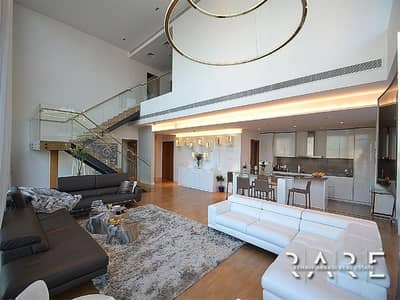 3 Bedroom Penthouse for Sale in Jumeirah, Dubai - A Must-See Unit | Distinctively designed Penthouse