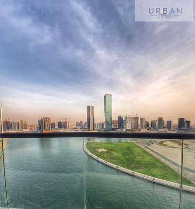 فلیٹ 2 غرفة نوم للبيع في الخليج التجاري، دبي - Luxurious & spacious - Full Canal View
