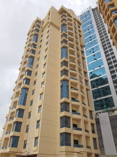 2 Bedroom Flat for Sale in Ajman Downtown, Ajman - FOR SALE : 2 BHK WITH MAID +RENTED 33000  IN AL KHOR TOWER ONLY AED 285000