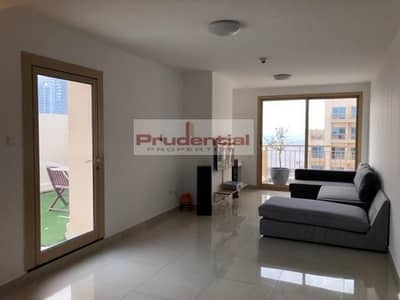 1 Bedroom Apartment for Sale in Jumeirah Village Circle (JVC), Dubai - Huge Terrace plus Balocny/1350 Sqft/ 1BHK in JVC for Sale