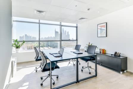Office for Rent in The Greens, Dubai - Exclusive Dedicated Office Space - Sentro Space