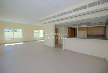 4 Bedroom Villa for Rent in Jumeirah Park, Dubai - Large Plot|Modern Design 4 BR vill in Jumeirah park