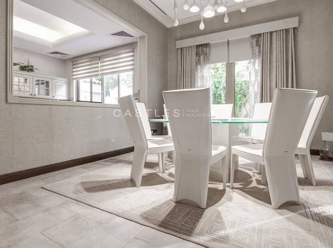 13 Fully Furnished- Dahlia 6 bed+study+maids- Al Barari