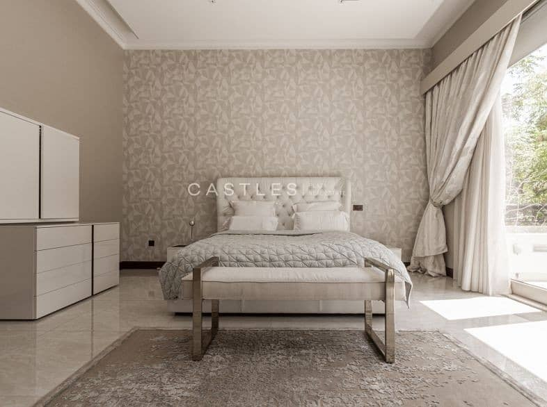 32 Fully Furnished- Dahlia - 6 bed+study+maids+drivers