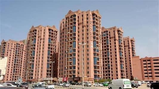 شقة 1 غرفة نوم للايجار في النعيمية، عجمان - شقة في أبراج النعيمية النعيمية 1 غرف 18000 درهم - 4273142