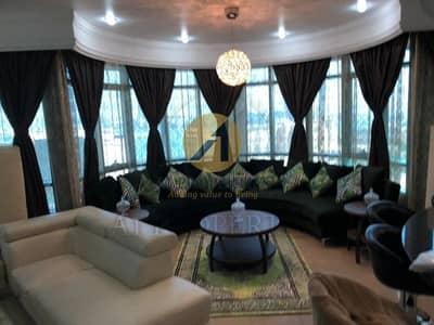 شقة 2 غرفة نوم للايجار في دبي مارينا، دبي - Full Sea View 2 BR Furnished Vacant 22 July