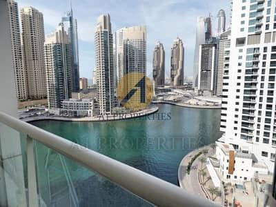 استوديو  للبيع في دبي مارينا، دبي - Best Investor Deal I Furnished I Upgraded