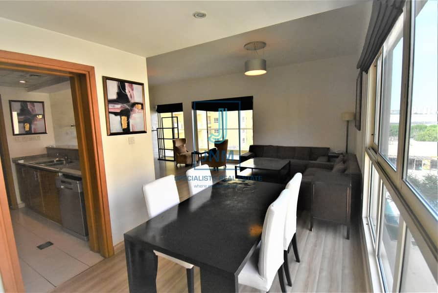 Full Pool View | Amazing 2BR Apartment | Furnished
