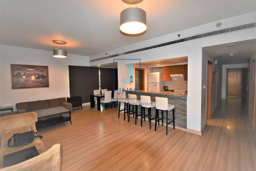 2 Full Pool View | Amazing 2BR Apartment | Furnished