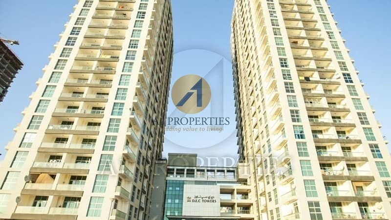 10 Amazing 2 BR Apartment with Full Marina View