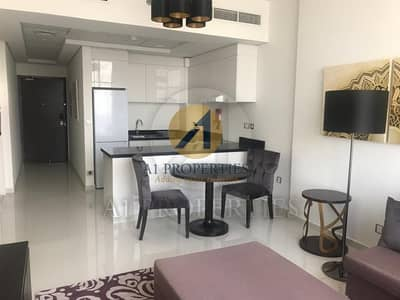 Spacious Brand New Furnished 1BR on High Floor