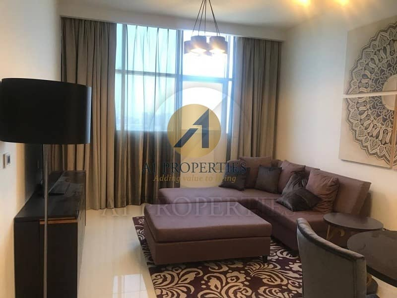 Brand New Furnished 1 Bedroom in Ghalia