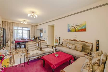 2 Bedroom Apartment for Sale in The Greens, Dubai - 2 Bed Plus Study|Great Condition|Vacant