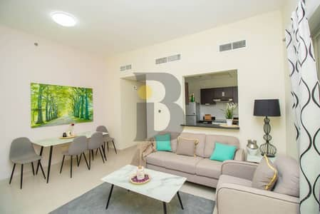 Full Golf View   1BR Eagle Heights   Sport City