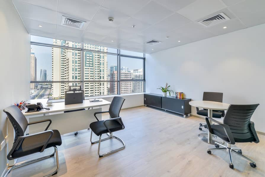Reasonable rate for Luxury Serviced Office