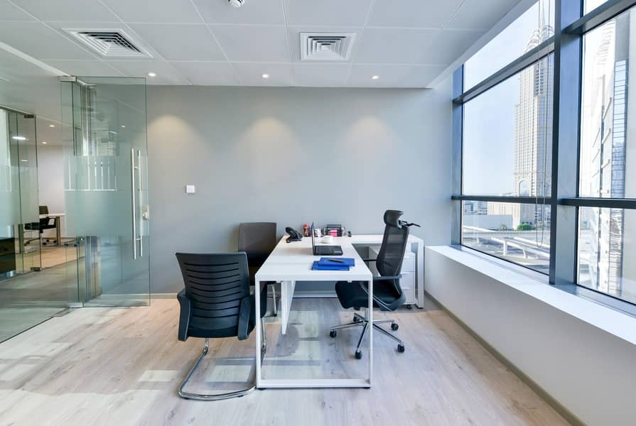 2 Reasonable rate for Luxury Serviced Office